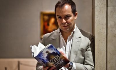 """Javier Sierra, el autor de """"El maestro del Prado"""""""